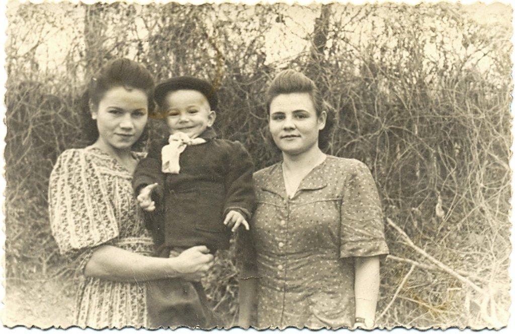 Воспоминание о маме, в её день рождения, 2-го марта... (9)