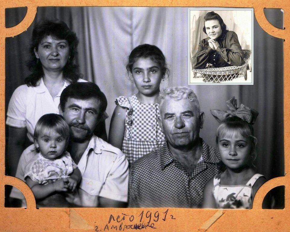 Фото из моего альбома ...Воспоминание о маме, в её день рождения, 2-го марта...