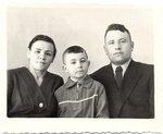 Воспоминание о маме, в её день рождения, 2-го марта... г.Топки, Кемеровская обл.,1964г.