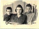 С братьями. Алтай. Воспоминание о маме, в её день рождения, 2-го марта....