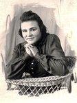 Около 1950 г. Воспоминание о маме, в её день рождения, 2-го марта....