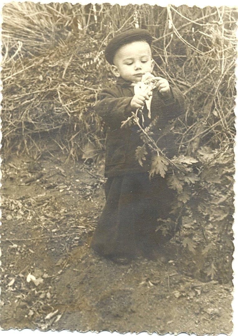 Юный родственник мамы... Воспоминание о маме, в её день рождения, 2-го марта (11).