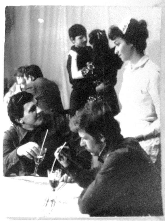 Отпуск по ранению. Театр. 1983 год. Воспоминания театральные 010