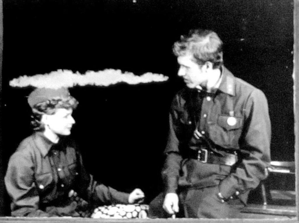 Отпуск по ранению. Театр. 1983 год. Воспоминания театральные 006