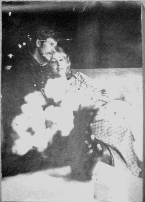 Отпуск по ранению. Театр. 1983 год. Воспоминания театральные 005