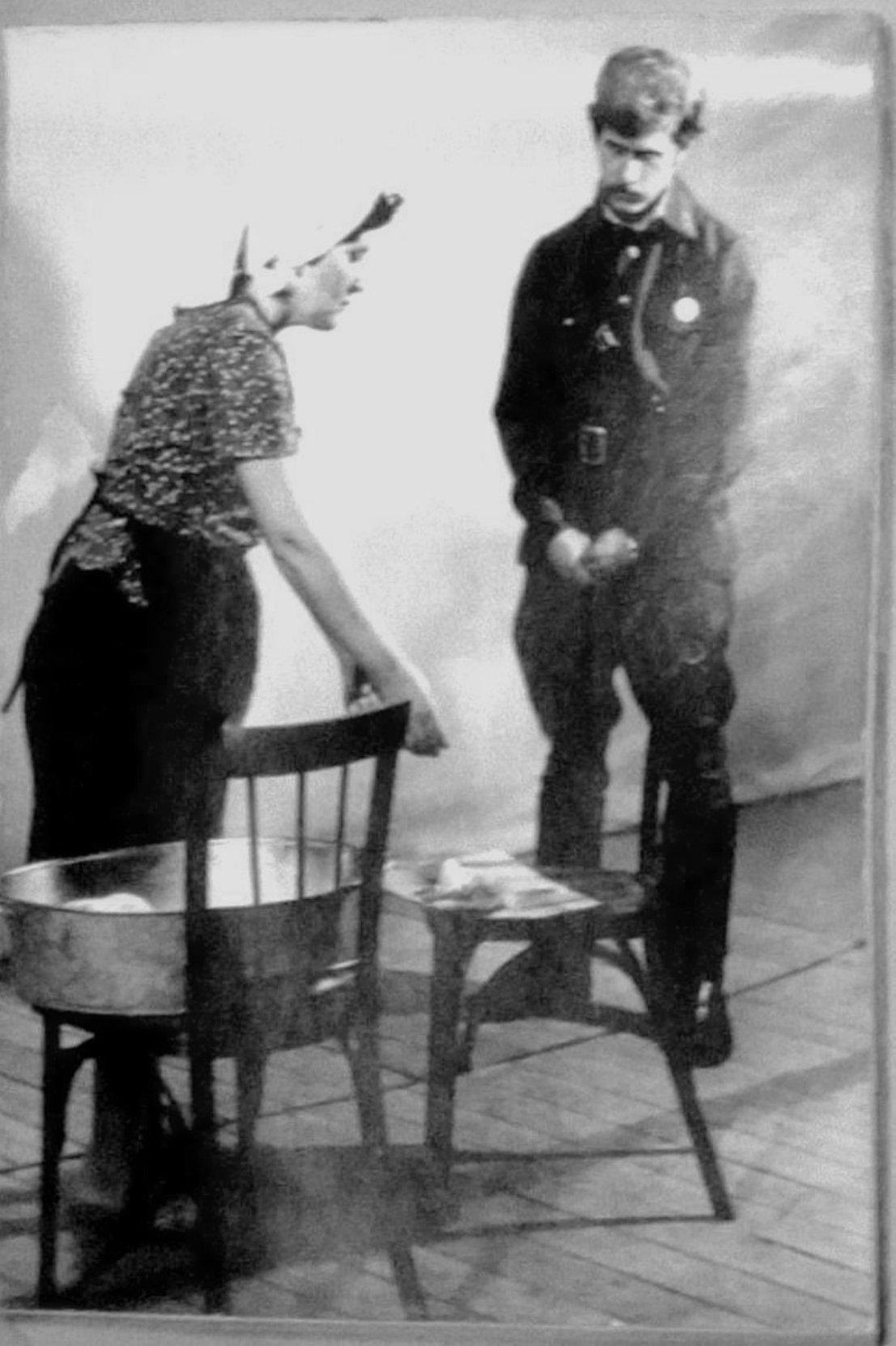 Отпуск по ранению. Театр. 1983 год. Воспоминания театральные 004