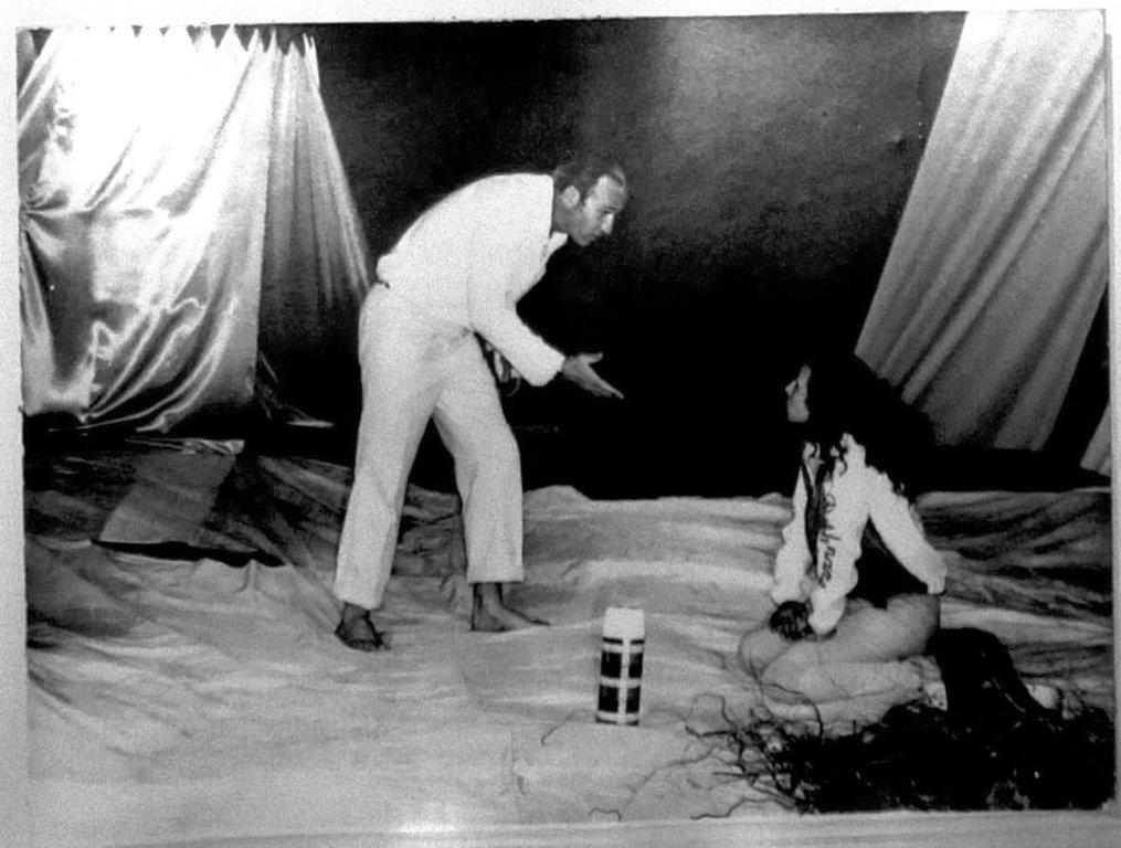 Дуэль. Театр. 1983 год. Воспоминания театральные 004