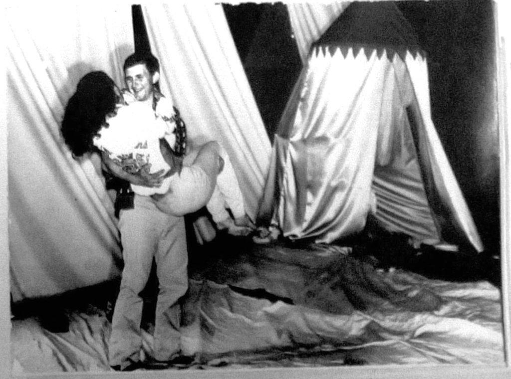 Дуэль. Театр. 1983 год. Воспоминания театральные 002