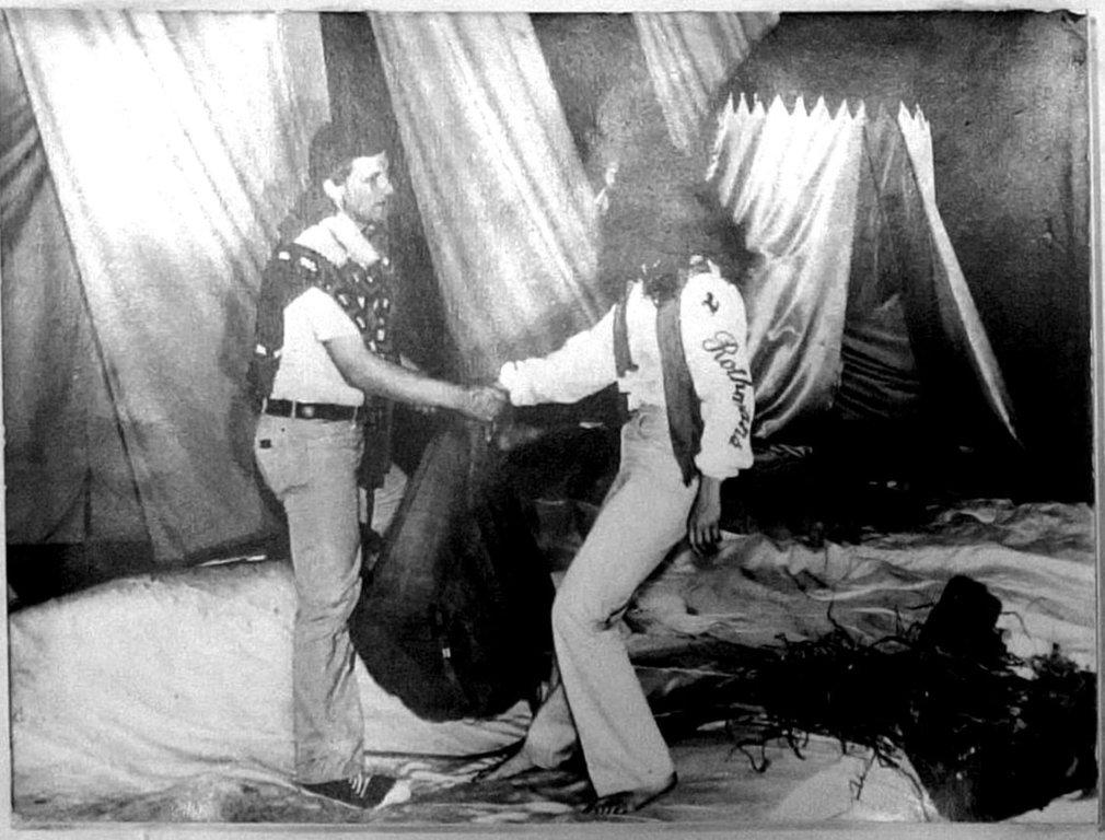 Дуэль. Театр. 1983 год. Воспоминания театральные 010