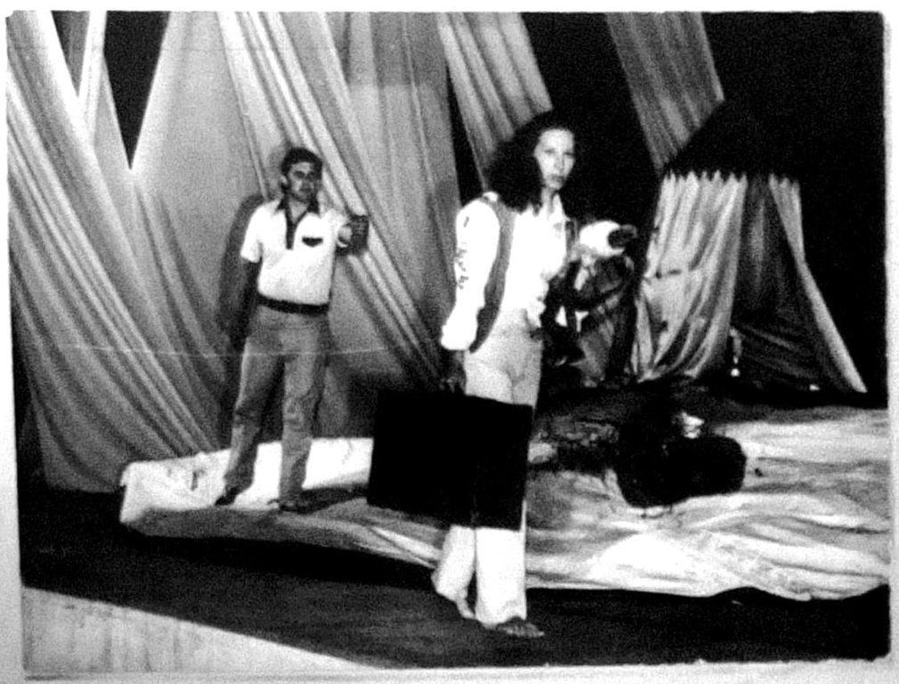 Дуэль. Театр. 1983 год. Воспоминания театральные 011