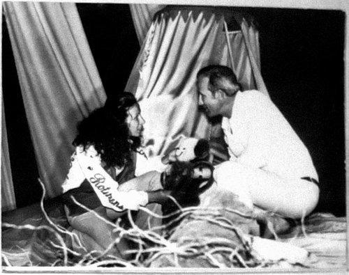 Дуэль. Театр. 1983 год. Воспоминания театральные 008