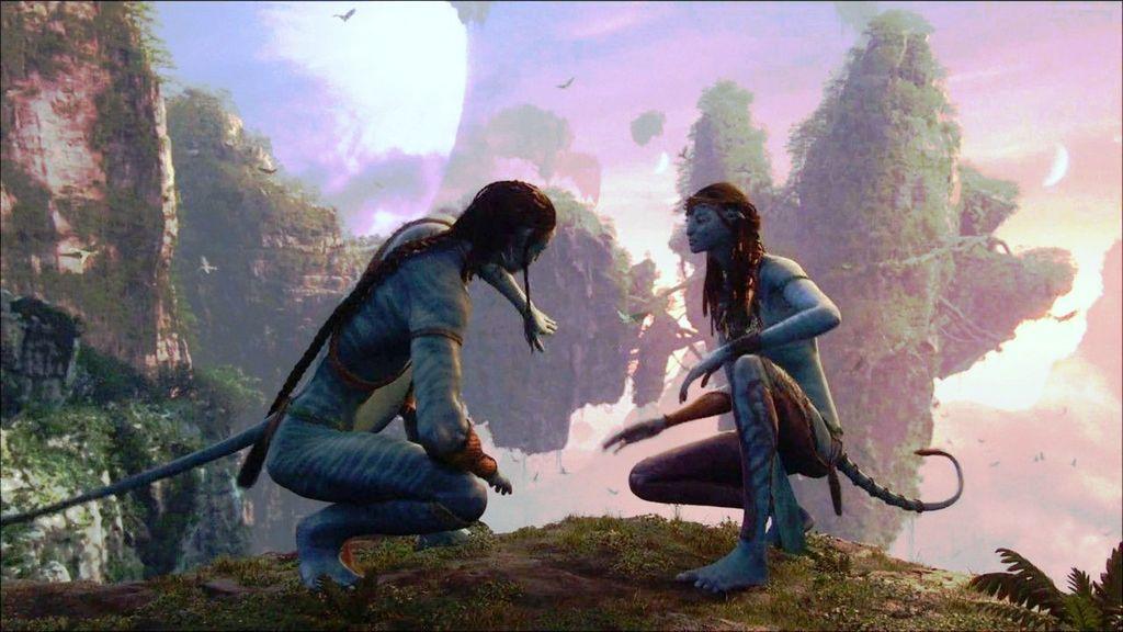 Фото, с планеты далёкой, Люди, Нави, Аватар ... 024