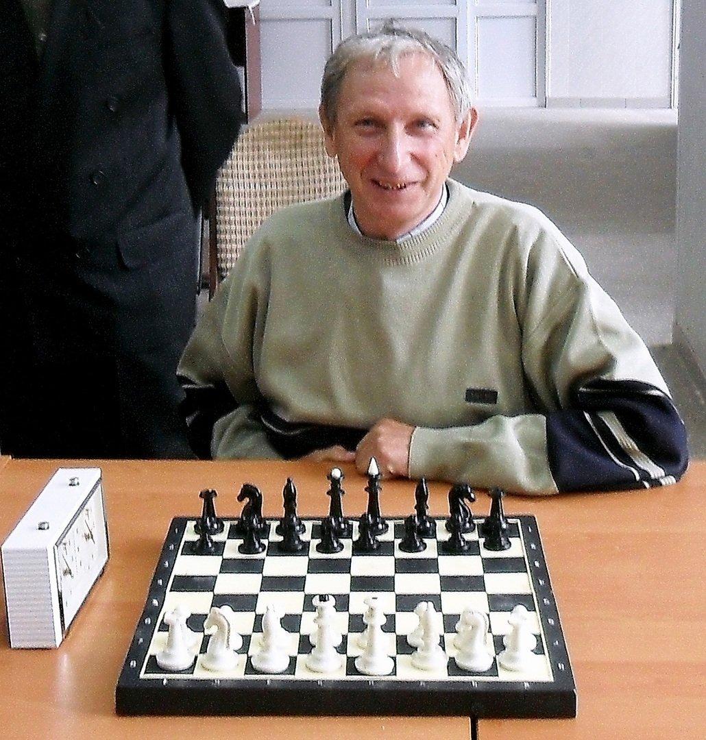 Шахматист, Клипачев Владимир Пантелеевич... SAM_8086.jpg