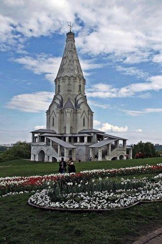 Весна в Коломенском.