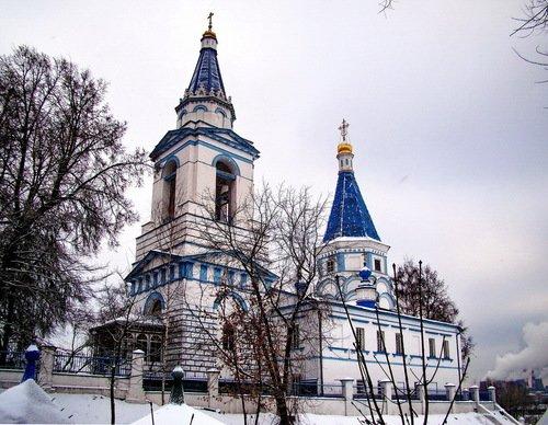 Рождественская церковь в Беседах