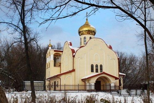 Церковь Марины Мученицы в Битце