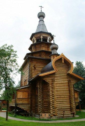 Церковь Покрова в Десне