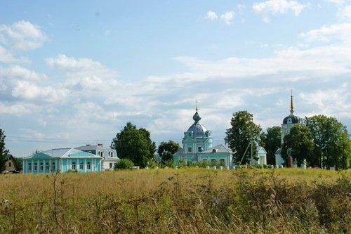 Церковь Михаила Архангела в Летово