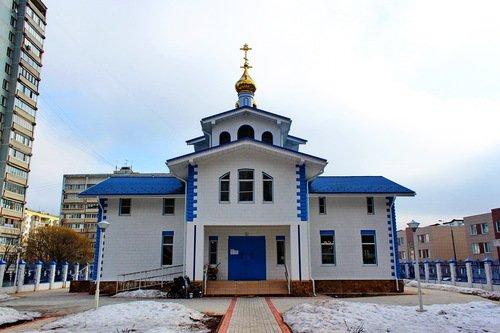 Марьино. Церковь Иконы Божией Матери Скоропослушница