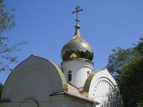 Храм-часовня Святителя Спиридона, Епископа Тримифунтского, Чудотворца.