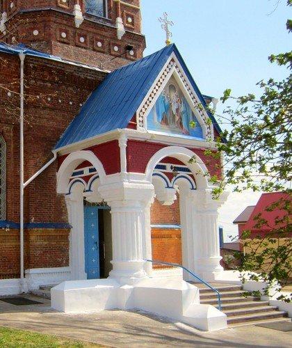 Храм Сретения Господня.