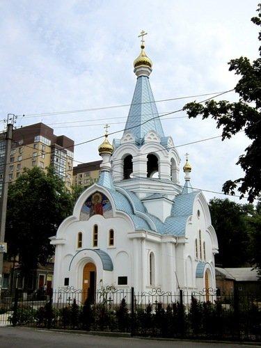 Свято-Георгиевский храм. Ростов-на-Дону.