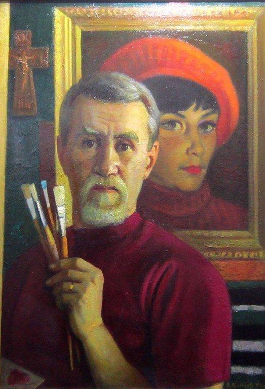 Владимир Михайлович Клёнов.