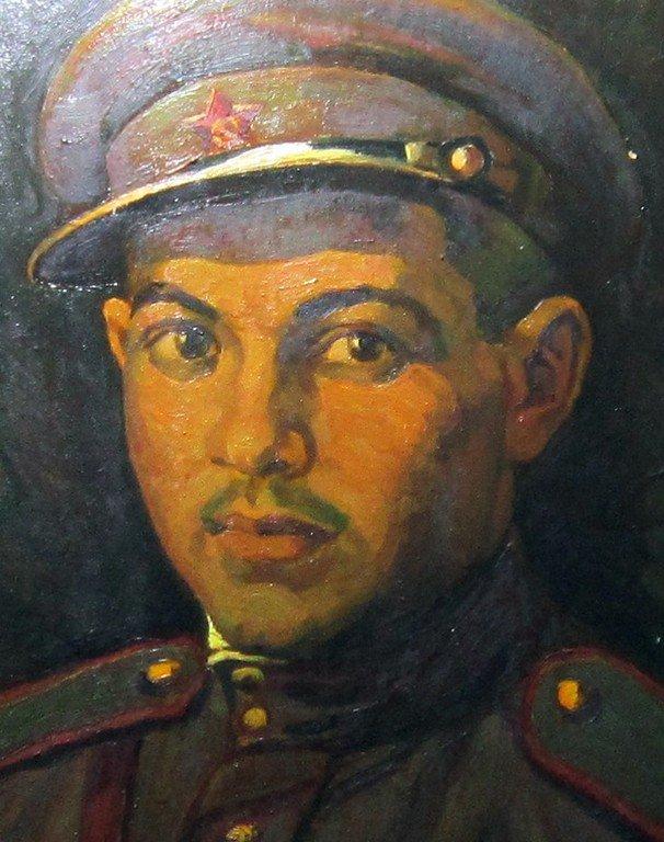 Виталий Маркин.