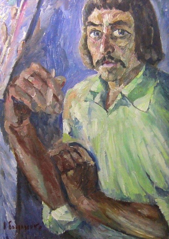 Бондаренко Николай Михайлович.