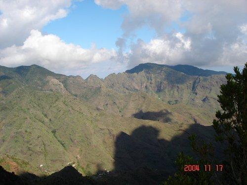 Суровая красота острова Ла Гомера