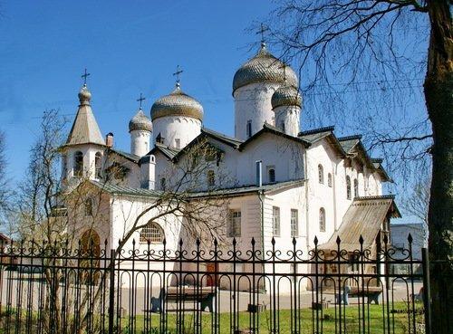 Церковь Филиппа Апостола и Николая Чудотворца на Нутной улице