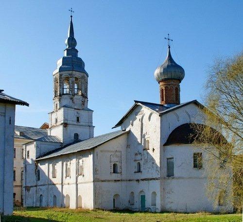 Церковь Иконы Божией Матери Коневская в Деревяницком монастыре
