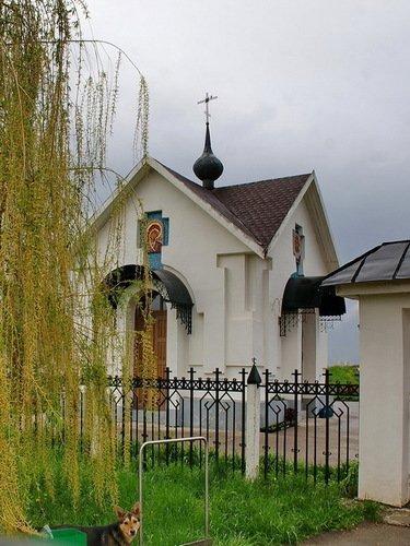 Часовня Питирима, епископа Тамбовского, на Полынковском кладбище