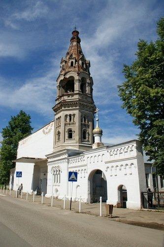 Церковь Всех Святых (старообрядческая)