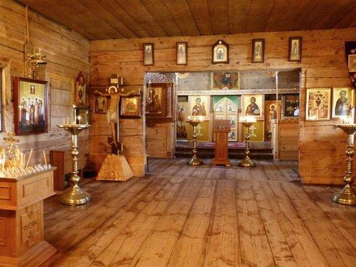 Церковь Покрова Пресвятой Богородицы в Высоком