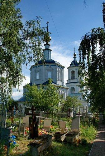 Церковь Рождества Пресвятой Богородицы в Роще