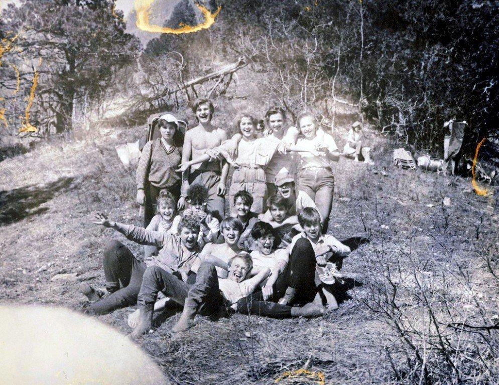 Как молоды мы были, как счастливо мы жили......jpg
