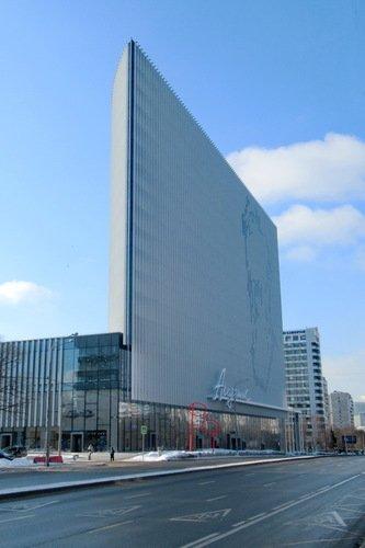 Еще один пример плоской архитектуры