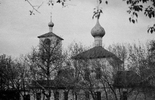 Церковь Иконы Божией Матери Толгская