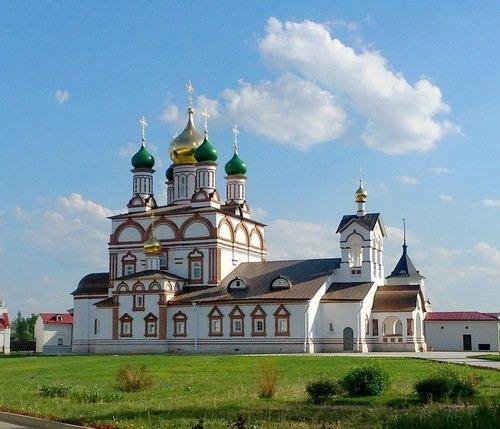 Собор Сергия Радонежского в Троице-Сергиевом Варницком монастыре