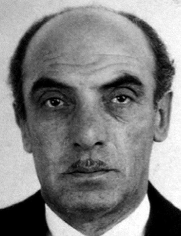 Мазрухо Леон Борисович.
