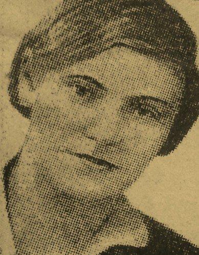 ОЛЬГА ПЕРВЕЕВА, РАЗВЕДЧИЦА-РАДИСТКА (1925-1943 гг.).