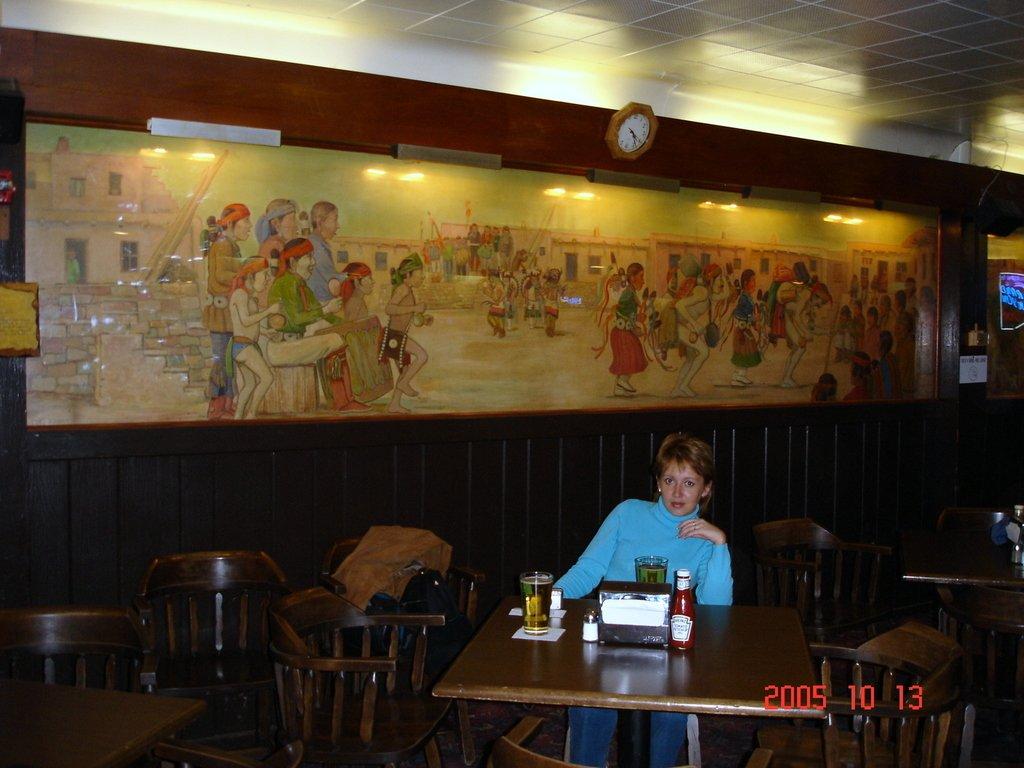 В одном из баров Гранд-каньона