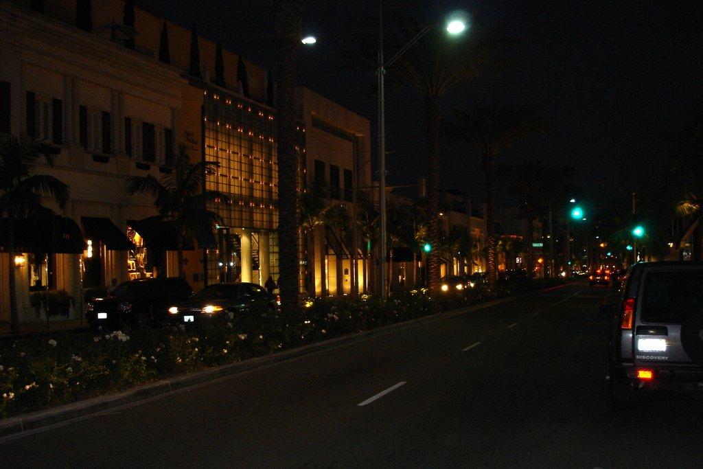 Ночью в Беверли-Хиллз