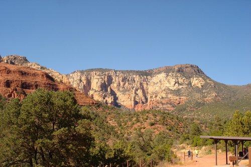 Аризона. Резервация индейцев навахо.
