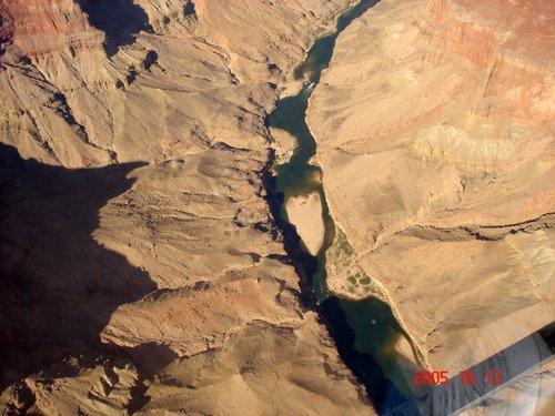 До реки Колорадо более полутора километров