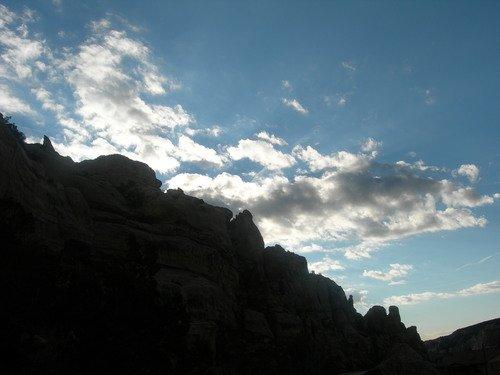 Осеннее утро в штате Колорадо