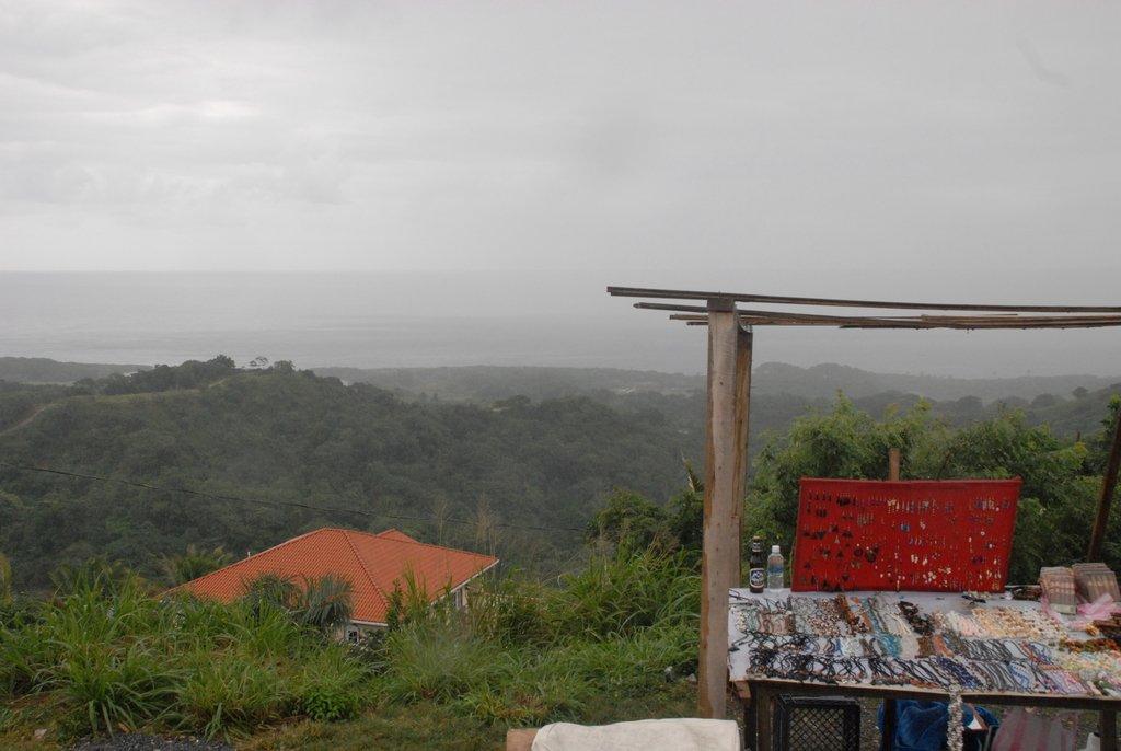 Гондурас по другую сторону фасада