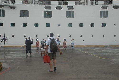В Гондурас пришёл корабль. Пора плясать...