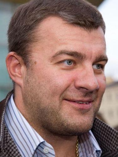 Михаил Пореченков.